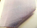 先染木綿「ぼかし縞格子(紅藤色)/OL102D」