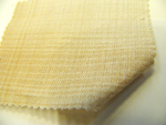先染木綿「ぼかし縞格子(薄茶色)/OL102E」