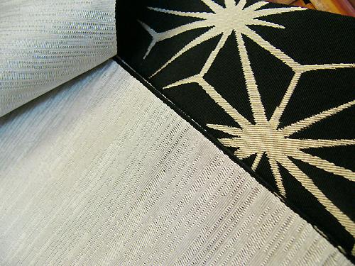 化繊半巾帯[礼331]
