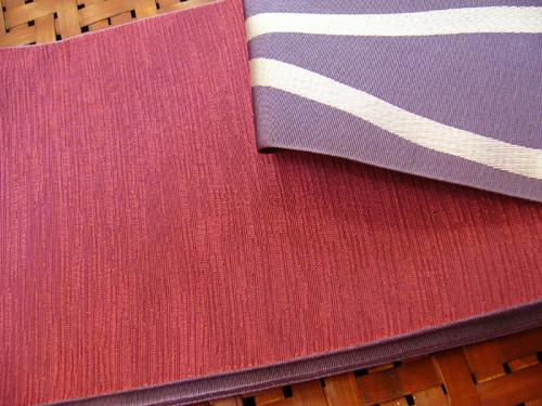 化繊半巾帯[礼345]