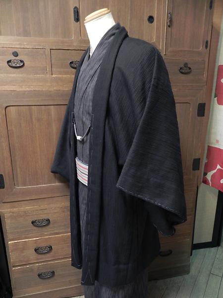 木綿ウール羽織