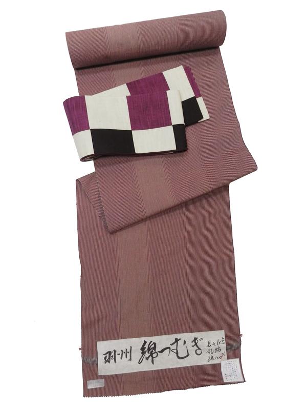 羽州木綿(綿つむぎ)No.2