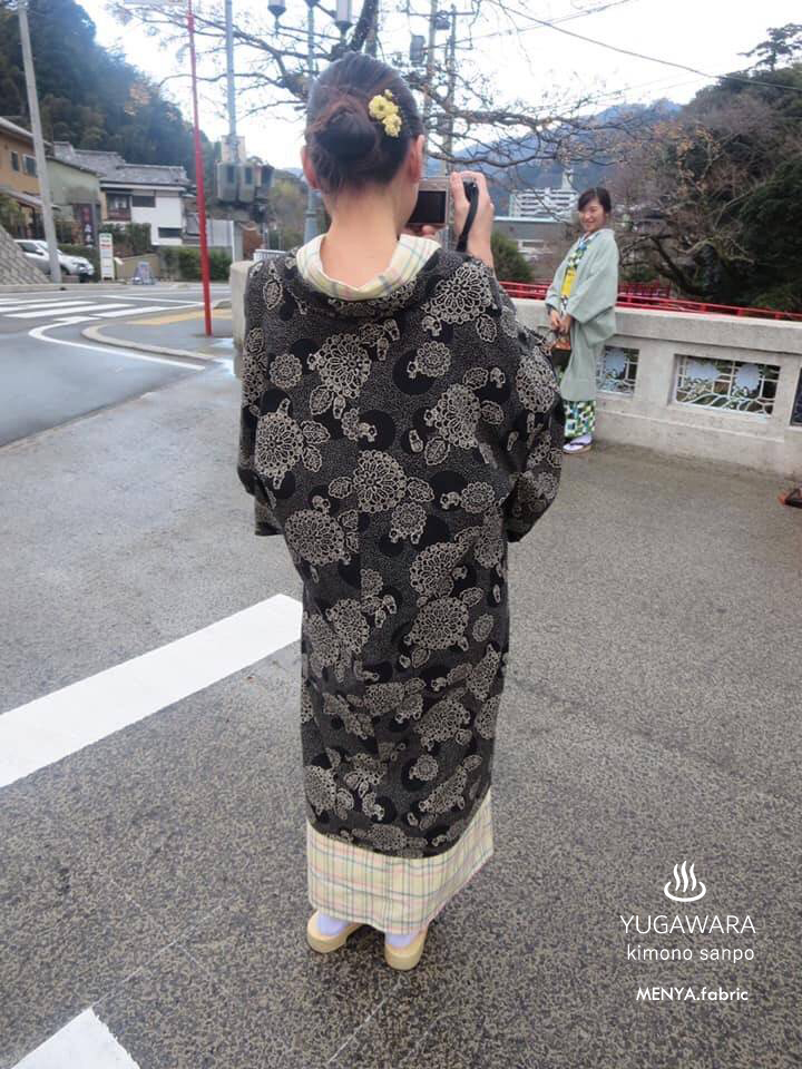 着物からはじまるライフスタイル[MENYA.fabric]