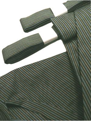 古渡唐桟木綿(メンズ袴/馬乗り仕立て)