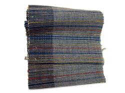 片貝木綿手織り帯