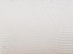 パナマジャガード(繁菱)color11「白」