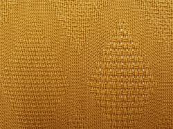 パナマジャガード(繁菱)color57「山吹茶 やまぶきちゃ」