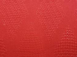 パナマジャガード(繁菱)color70「紅緋 べにひ」