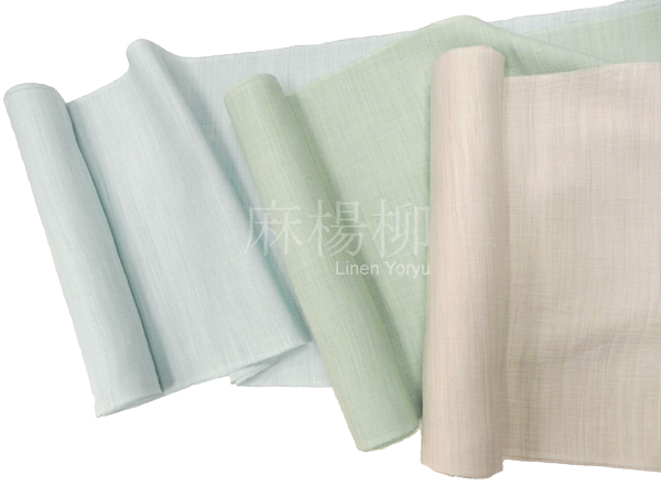 麻楊柳の着物