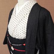 木綿薄羽織「紋柄」