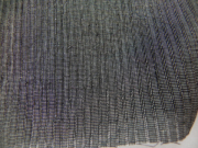 春夏木綿「均通し(縞/黒)」color40