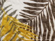Cotton Haori[Fern」color.A(Natural)