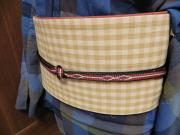 片貝木綿半巾帯