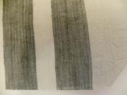 綿麻着物「棒縞」color.no10
