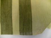 綿麻着物「棒縞」color.no20