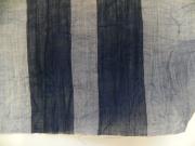 綿麻着物「棒縞」color.no30