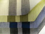 綿麻着物「棒縞」color.4色