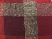 ふくら織木綿羽織「PileCheck」color.10