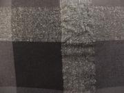 ふくら織木綿羽織「PileCheck」color.30