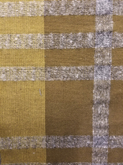 「HAORI」COTTON TWEED CHECK /color20