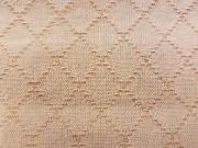木綿羽織「網目紋」ColorA(江戸茶)
