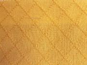 木綿羽織「網目紋」ColorB(金茶)