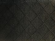 木綿羽織「網目紋」ColorH(黒)