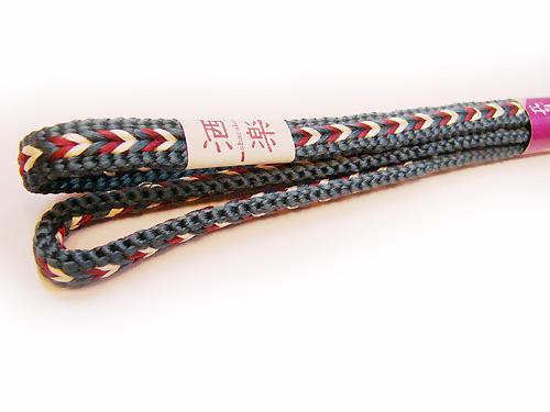 正絹 帯締め[OBJ-1023]