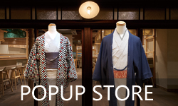 「POPUP STORE」のご案内