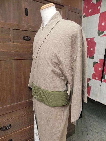 先染木綿着物「色彩/Shikisai」