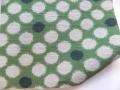 ビー玉柄(緑)No.211032_30