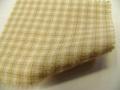先染木綿「弁慶格子/蒸栗色」1640A
