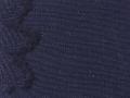 コットンジャガード織羽織「菊花/濃紺/のうこん」color.19