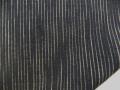 木綿絣「刷毛目縞」No.30