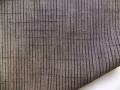 木綿絣「刷毛目縞」No.80