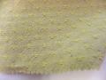 先染織木綿「dotspark/color(B)」芥子色(からしいろ)
