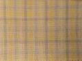 (先染)木綿着物「二重弁慶格子」Color.B(飴色)
