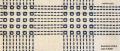 (先染)木綿着物/刺子スクエア/Color.A