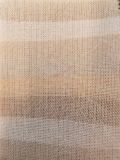 先染木綿羽織「山道縞color.A/砂色」