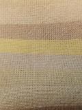 先染木綿羽織「山道縞color.C/銀杏」