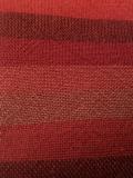 先染木綿羽織「山道縞color.F/紅葉」