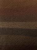 先染木綿羽織「山道縞color.H/山土色」