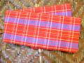 唐桟木綿半巾帯