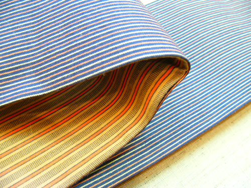 唐桟木綿角帯[TMKO038]
