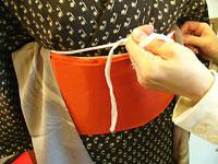 付帯の着付け(8)
